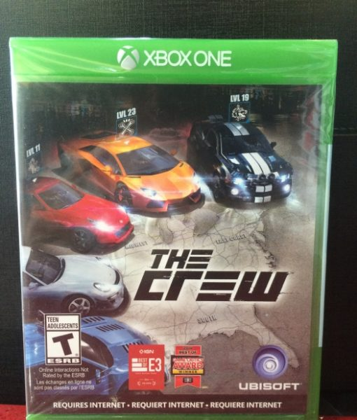 Xone The Crew game