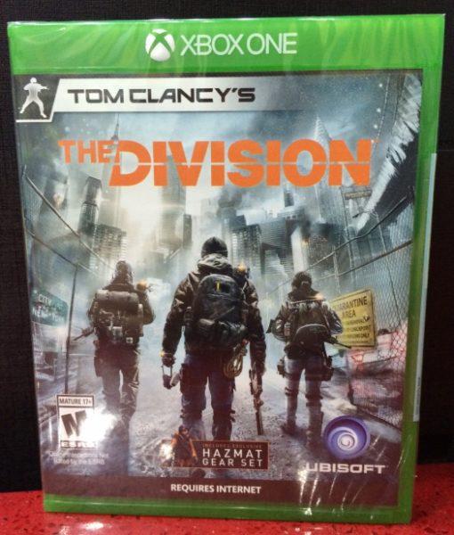 Xone The Division game