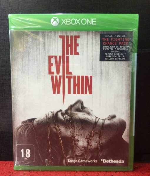 Xone The Evil Within game