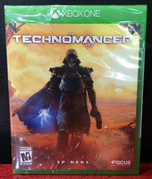 Xone The Technomancer game