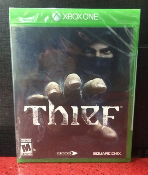 Xone Thief game