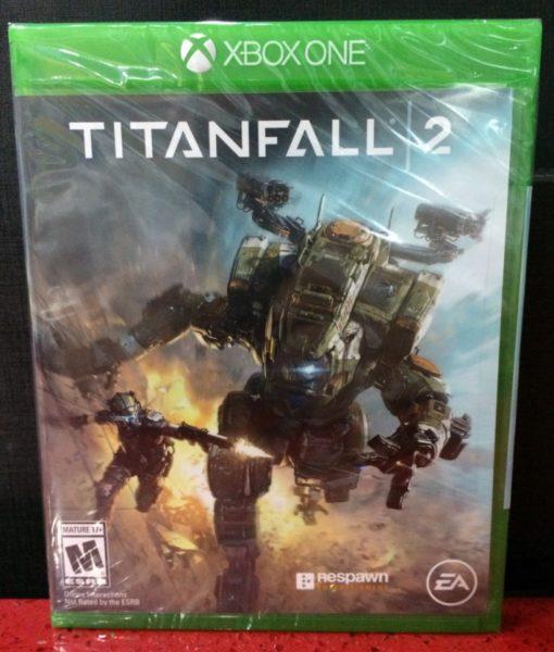 Xone TitanFall 2 game