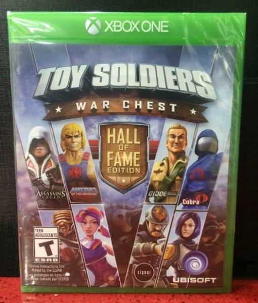 Xone Toy Soldiers War Chest game