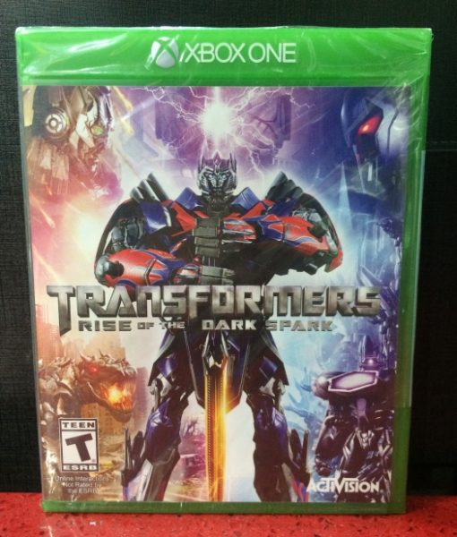 Xone Transformers Rise Dark Spark game