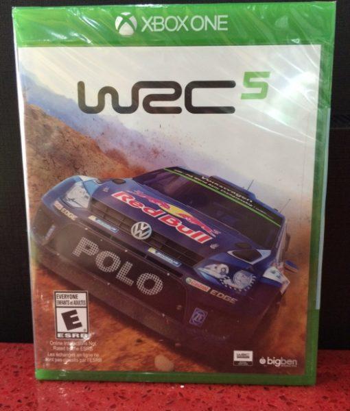 Xone WRC 5 Rally game