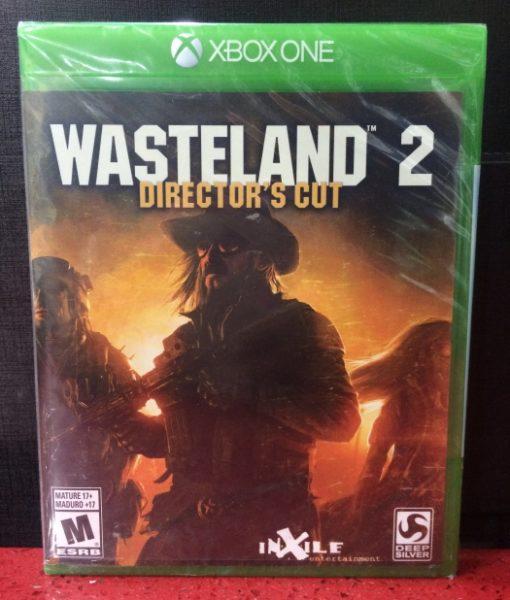 Xone Wasteland 2 game