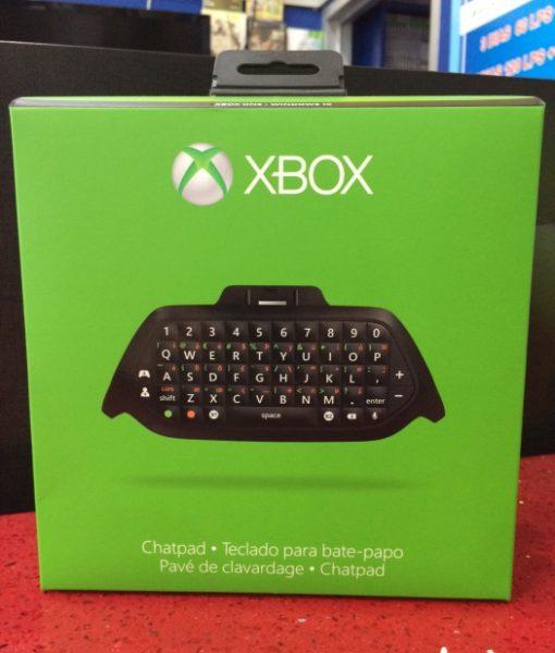 Xone Chatpad Microsoft