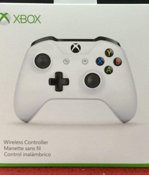 Xone Control Inalambrico Modelo S Blanco Micr