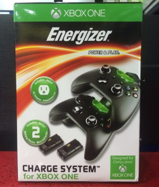 Xone Energizer Power Play Charging System pdp