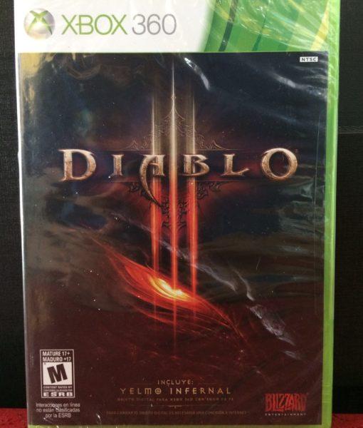 360 Diablo III game