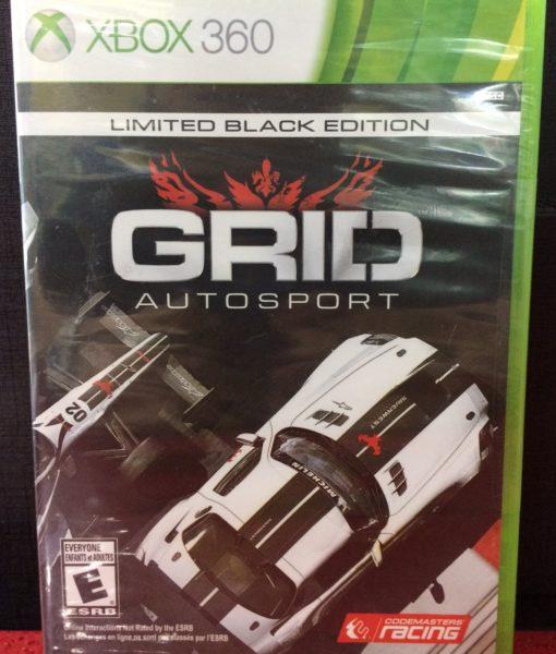 360 GRIP Autosport game