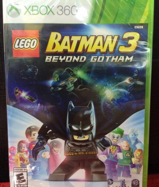 360 Lego Batman 3 Beyond Gotham game