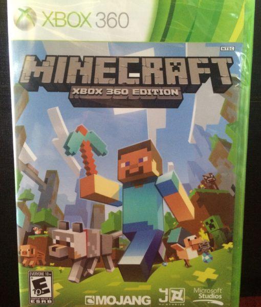 360 Minecraft game