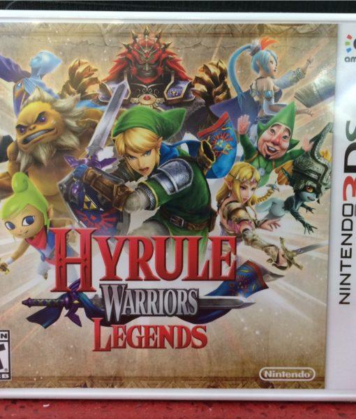 3DS HYRULE Warriors Legends game