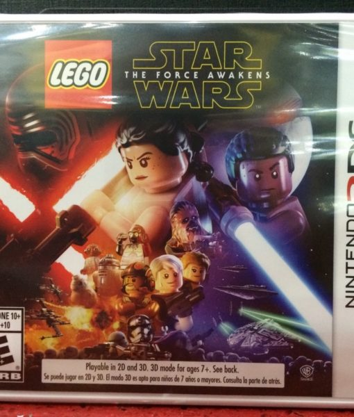 3DS LEGO Force Awakens game