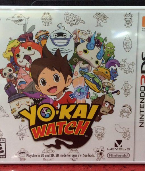 3DS YoKai Watch game