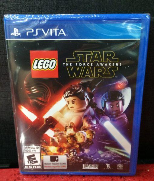 PS Vita LEGO Force Awakens game