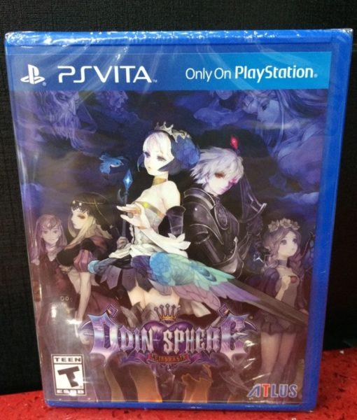 PS Vita Odin Sphere game