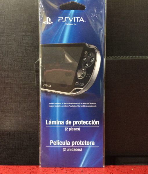 PS Vita item Screen Protective Film 2 Pack S-1000