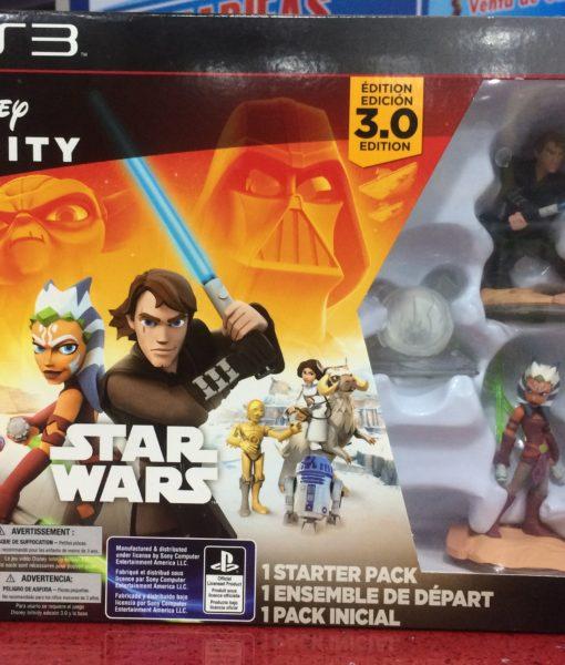 PS3 Disney Infinity 3.0 Star War Starter Pack game