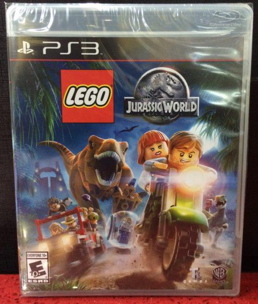 PS3 Lego Jurassic World game