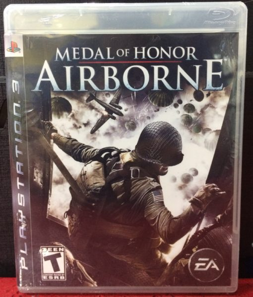 PS3 Medal of Honor Airborne game