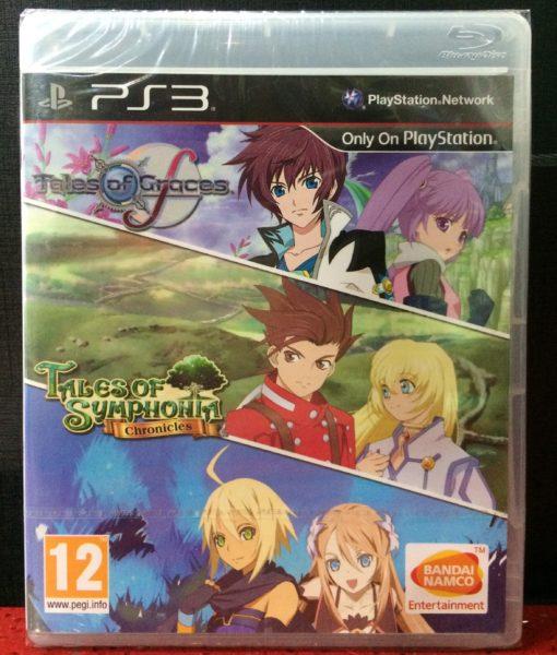PS3 Tales of Graces F Symphonia Bundle game