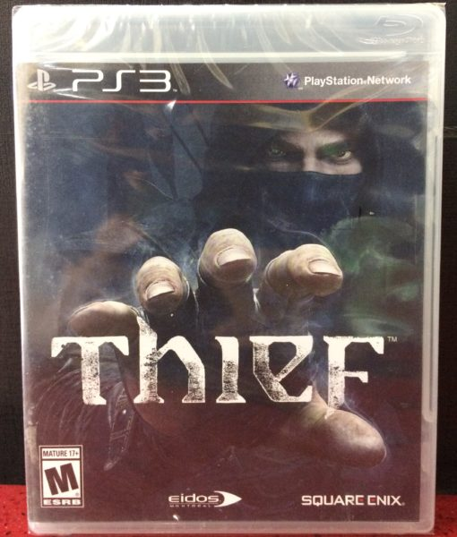 PS3 Thief game