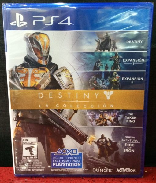 PS4 Destiny The Collection game