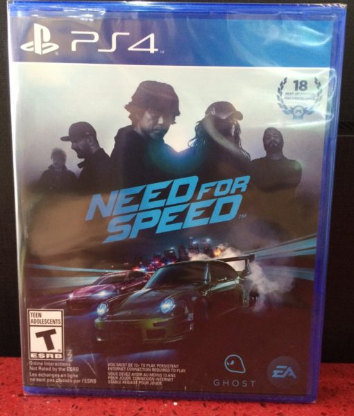 PS4 Need for Speed Online Standar game