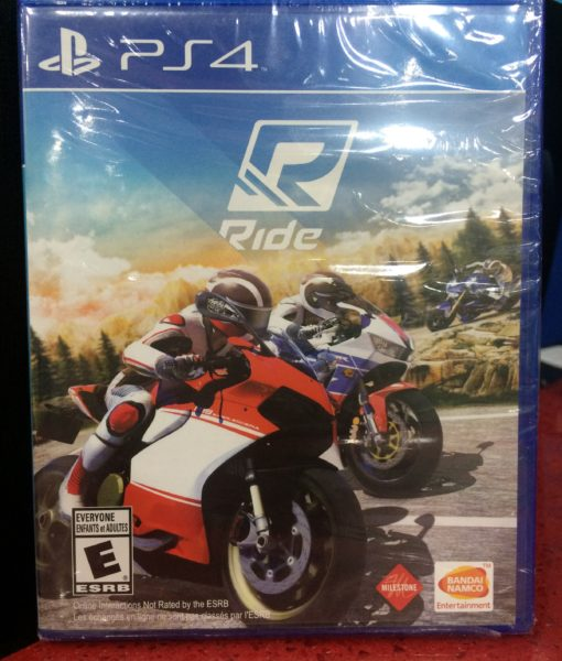 PS4 RIDE game