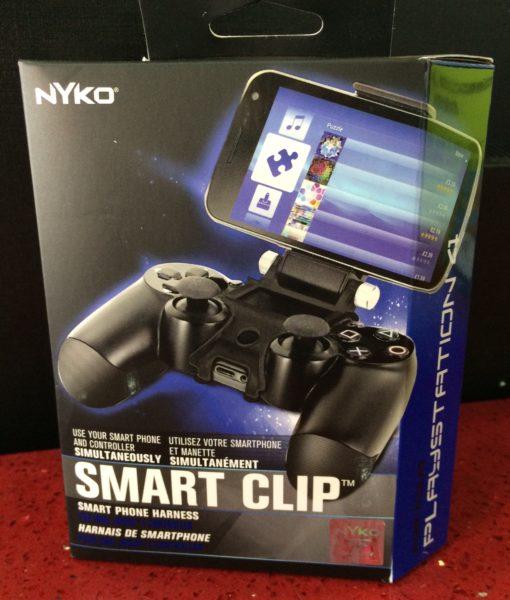 PS4 item Smart Clip para control NYKO