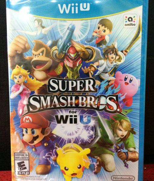 Wii U Super Smash Bros. game