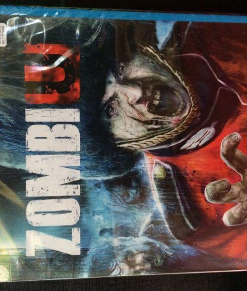 Wii U Zombie U game