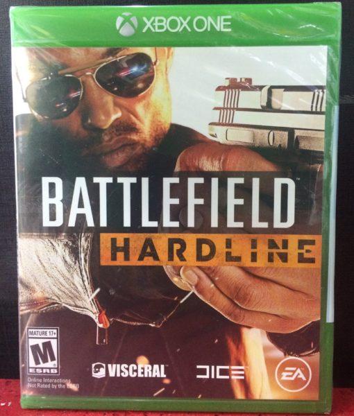 Xone BattleField Hardline Standar game