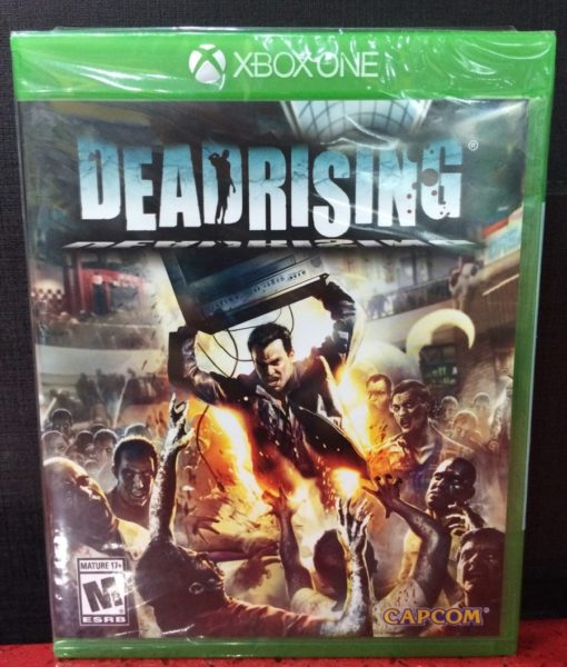Xone Dead Rising HD game