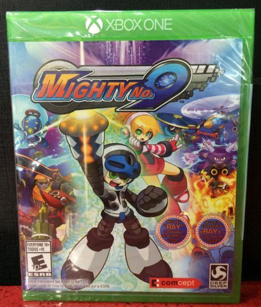 Xone Mighty No.9 game