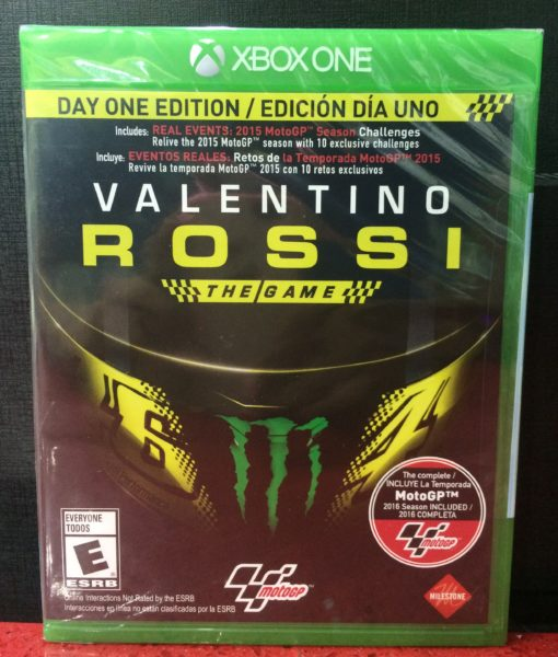 Xone Valentino Rossi Moto GP game