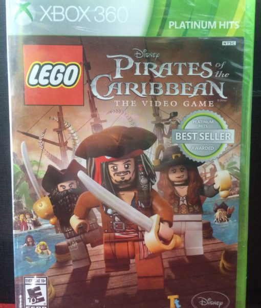 360 LEGO Pirates of The Caribbean game