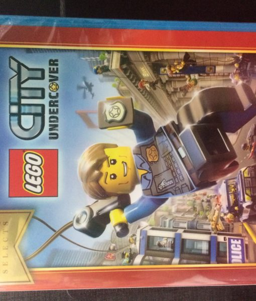 Wii U Lego City Undercover game