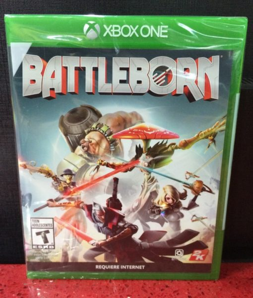 Xone Battleborn game