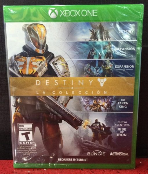 Xone Destiny The Collection game