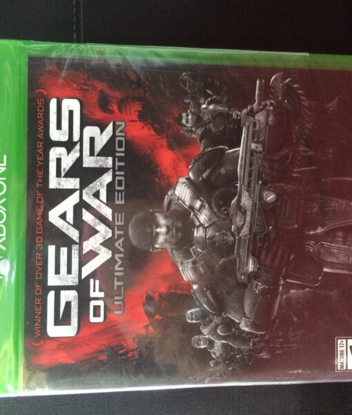 Xone Gears of War Ultimate Edition game