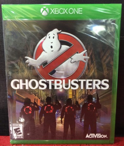 Xone Ghostbusters game