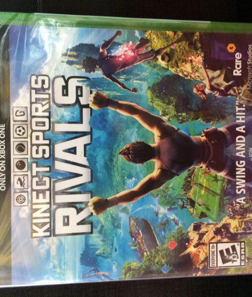 Xone Kinect Sport Rivals game