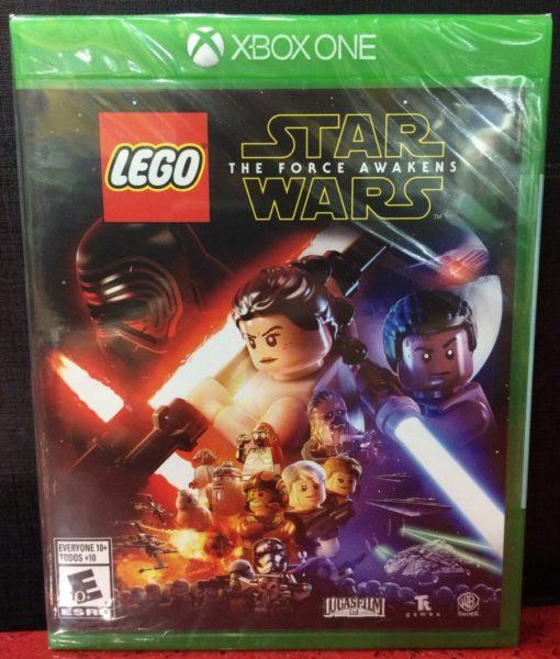 Xone LEGO Force Awakens game