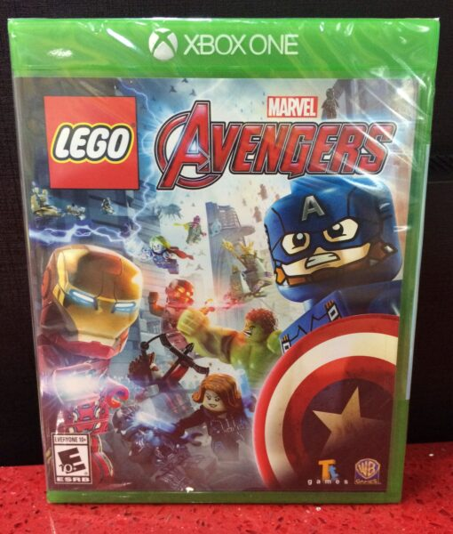 Xone LEGO Marvel Avengers game