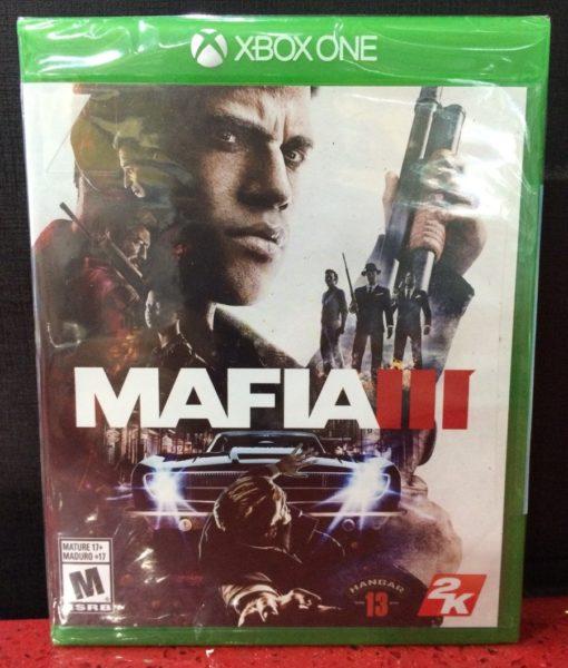 Xone MAFIA III game