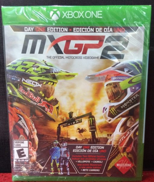 Xone MXGP 2 MotoCross game