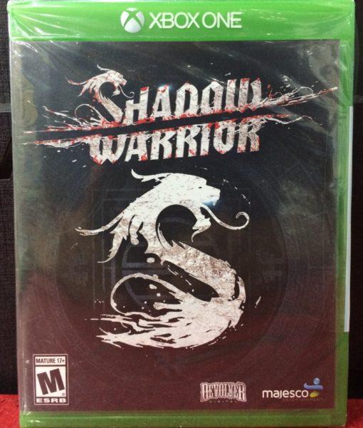 Xone Shadow Warrior game